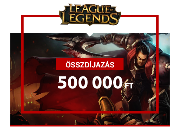 Esport Fest League of Legends bajnokság
